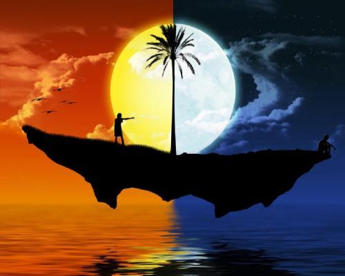 L'homme et le Soleil ... 1233149771155_f
