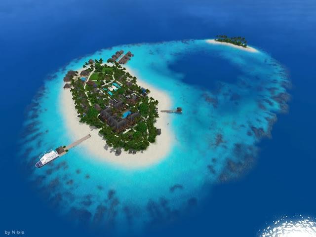 Suvadiva Resort - a paradise in the Maldives P