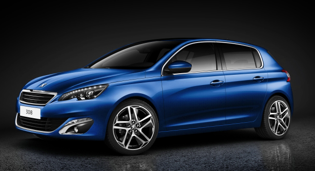 2013 - [Peugeot] 308 II [T9] - Page 18 All-New-Peugeot-308-0
