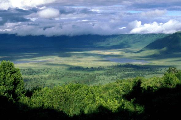 உலகின் அழகிய இயற்கை பிரதேசங்கள்! Ngorongoro-Crater