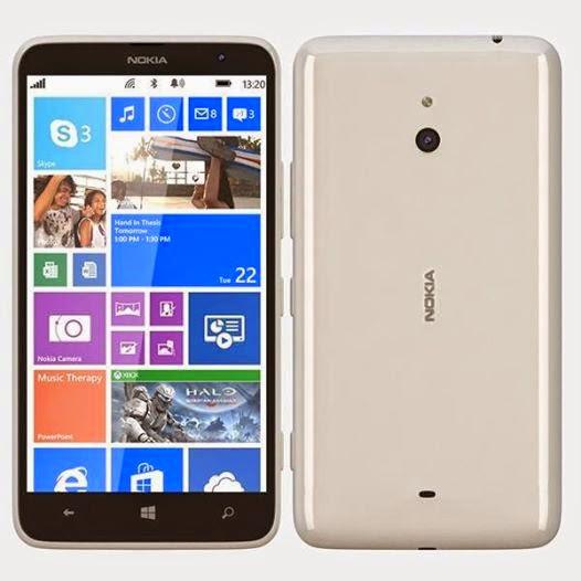 Nokia Lumia 1320 hard reset Nokia