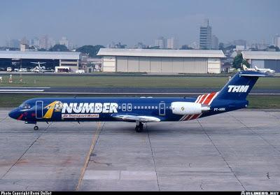Companhias Aéreas amigas dos baixistas. 0194201