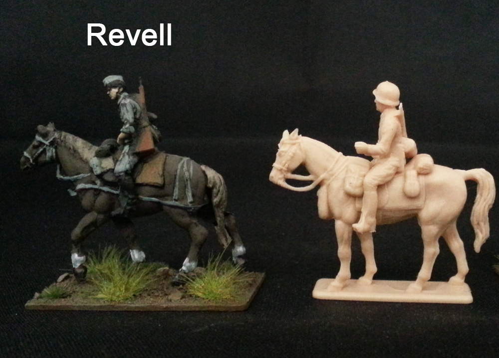 German Cavalry Set von Waterloo 1815. Kavallerie_03