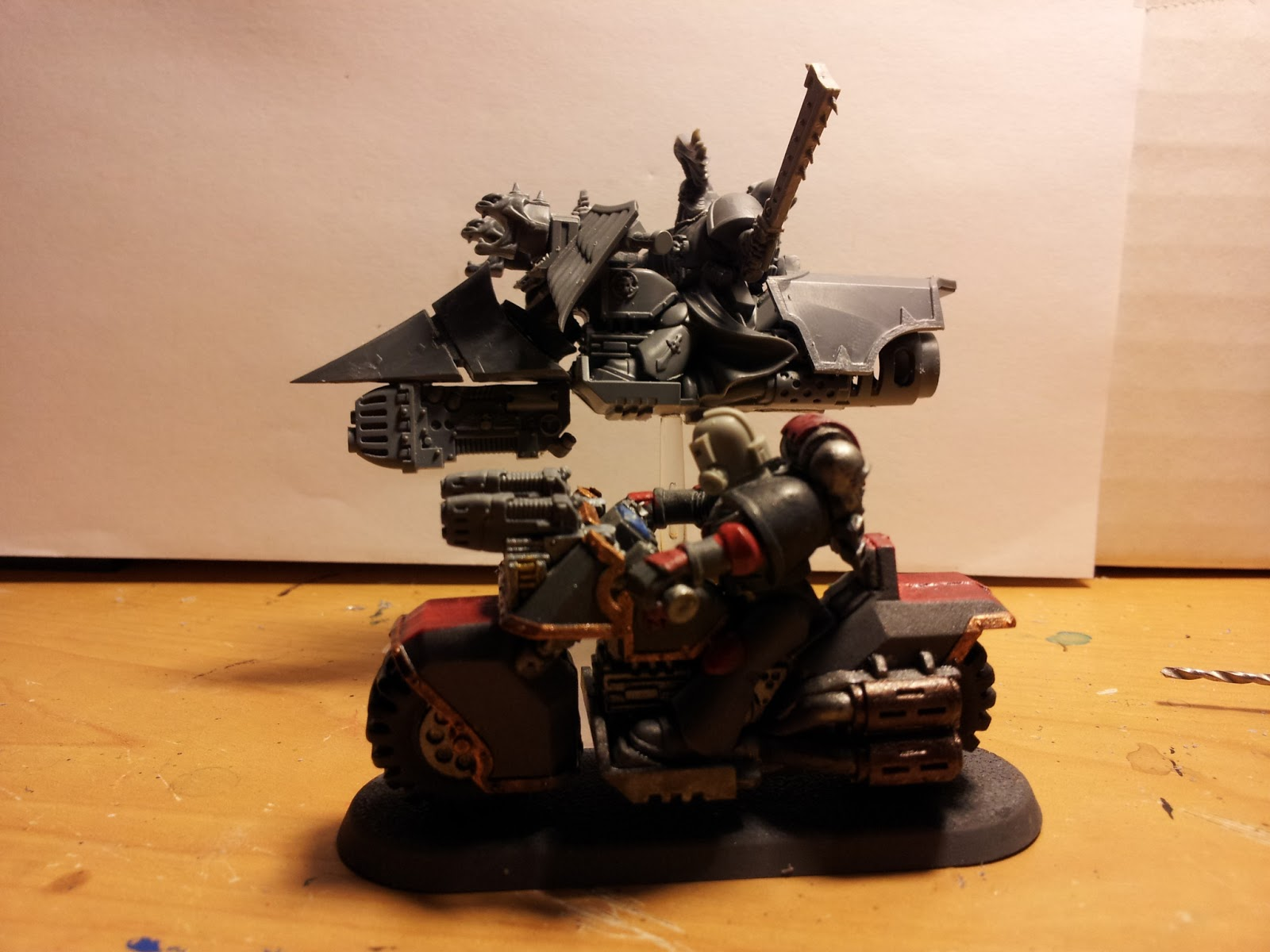 Cool mount/bike models for chaos space marines 20130122_194604