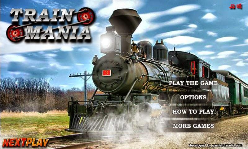 لعبة قيادة القطار Train-game