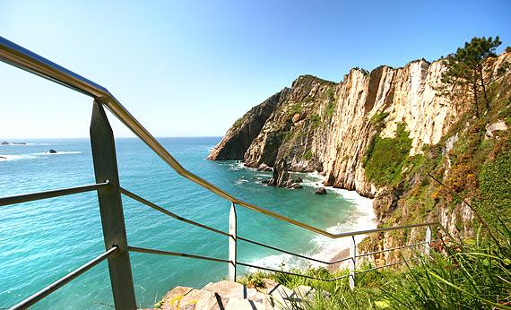 Asturias-Cantabria Playa-del-silencio