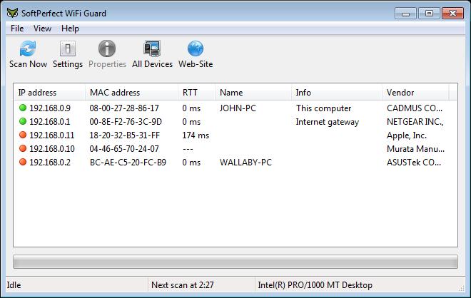 ثلاث برامج مجانية تنبهك في حالة إختراق الويفي Main_windows