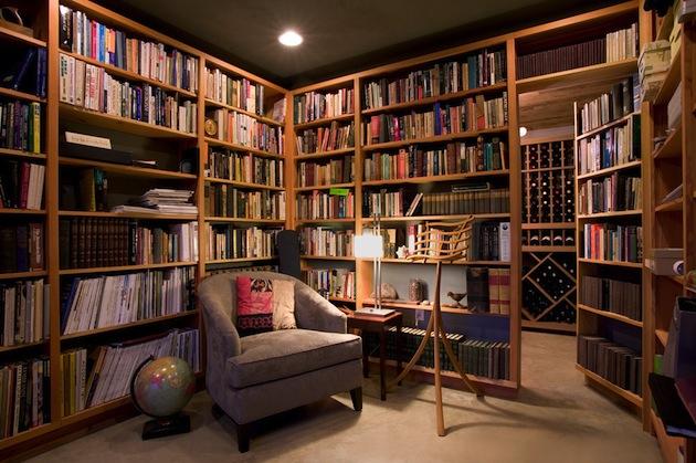 Mobiliario cómodo para el salón de la casita. - Página 3 Bibliotecas