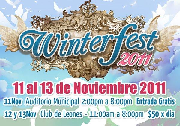 Viaje para ir al Winterfest 2011 (Chihuahua capital) 296518_296826337000319_129425320407089_1424467_1052587951_n
