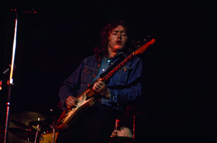 Rory Gallagher - Live In Europe (1972) Image2af
