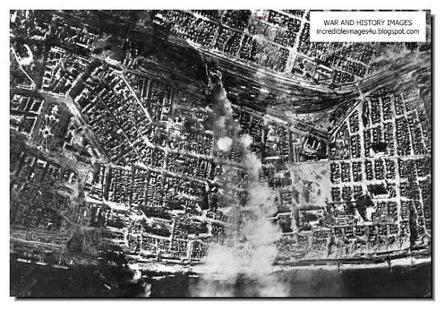 الامن القومى العربى فى ظل تحديات اسرائيل النوويه Battle-stalingrad-luftwaffe-bombing-railway-station-1942