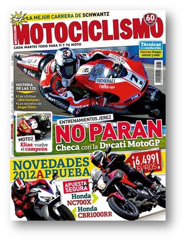 Motociclismo - 29 Novembro 2011 Motociclismo_2011-11-29