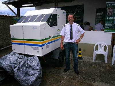 Projeto HC2 sendo aplicado na promoção da aviação missionária, humanitária e de socorro. Prmanoel