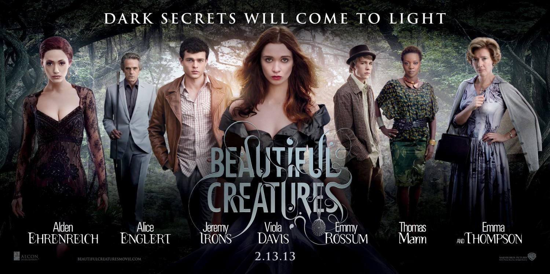 """FILM >> """"Hermosas Criaturas"""" Beautiful_creatures_banner-poster"""