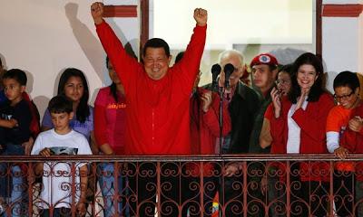 Venezuela's Victory Over Wall Street  VEN_Chavez_Oct7_8_2012