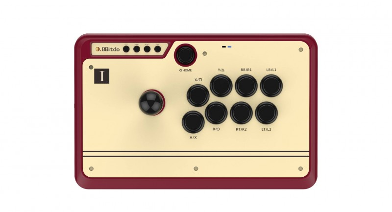 8bitdo F30 stick arcade  Sans%2Btitre