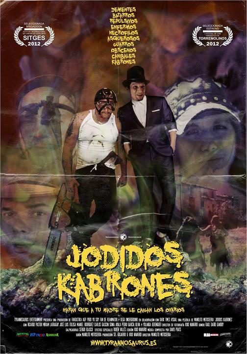 Jodidos kabrones/Jodidos kabrones - Manolito Motosierra (2012)  Jodidos-kabrones