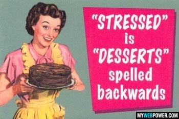 Octobre 2015 : je fais découvrir WDW à ma maman ! - Page 15 Funny_desserts_stressed