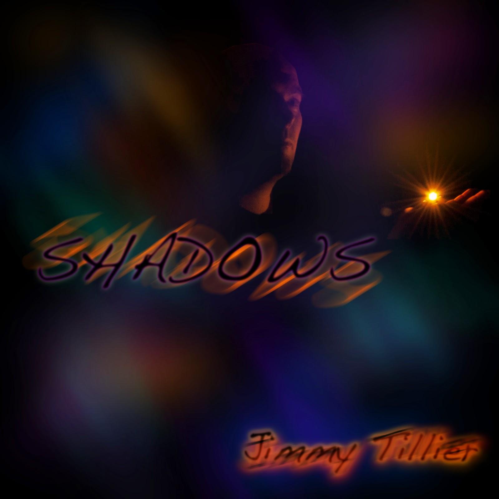 """[Musique] """"Shadows"""" de Jimmy Tillier Pochette"""