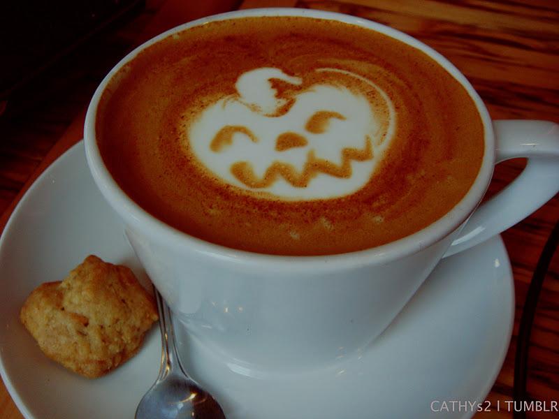 Vendredi 31 octobre Coffee