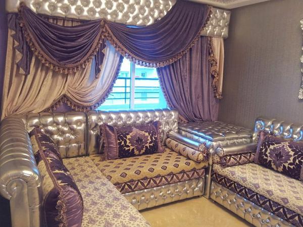 اجمل الصالونات المغربية الراقية  8