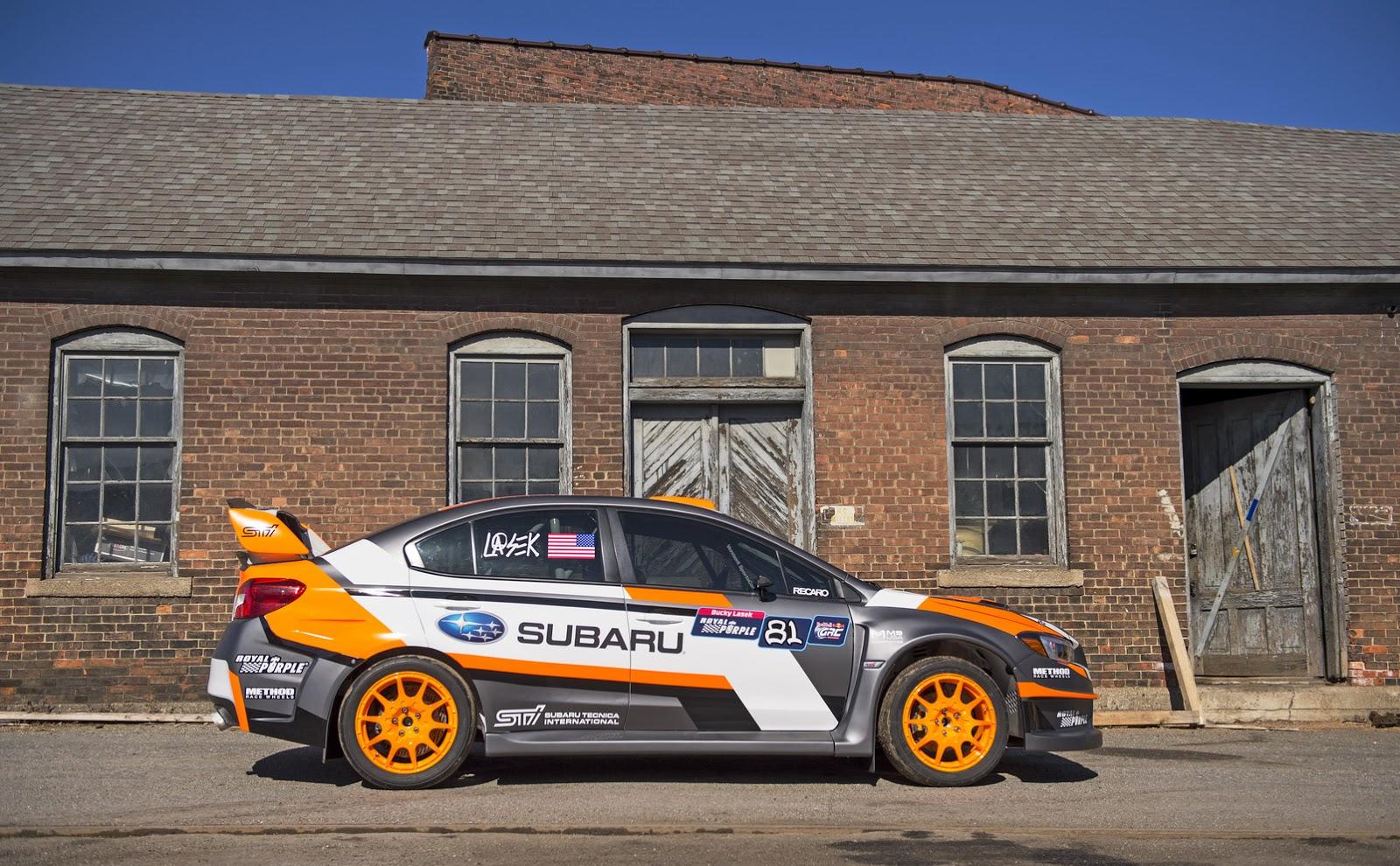 2014 - [Subaru] Impreza WRX/STi  - Page 5 Subaru-Rallycross-2015-5