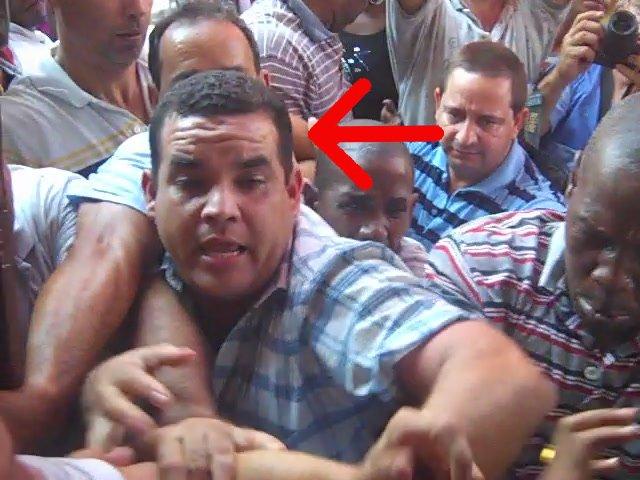"""Dos de los peores esbirros de #cuba Alejandro Pérez Pablo (alías, """"Isidro"""") y Pável Labrada Tamayo (alías """"Camilo"""") Esbirro2"""
