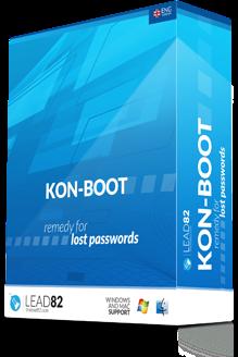 [ KON-BOOT 2.5 ] KON-BOOT