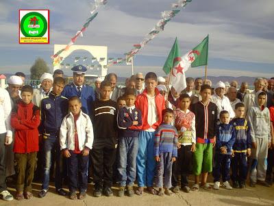الإحتفال بالذكرى58لإندلاع ثورة 1نوفمبر 1954 المجيدة بمدينة زريبة الواد PICT0862