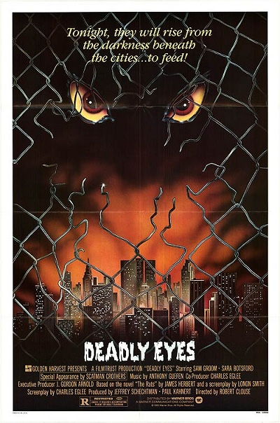 Fieras Radiactivas / Deadly Eyes / The Rats - Robert Clouse (1982) MPW-43635-400