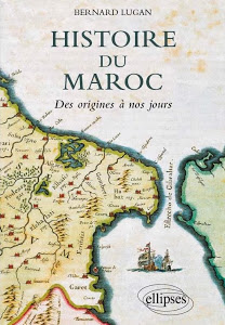 Bernard LUGAN: ses ouvrages sur l'Afrique Histoire%2Bdu%2BMaroc%2B3
