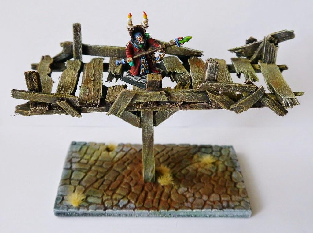 Dwalthrim's smithy - my table and terrain - Page 2 Kladka_lacznik_06