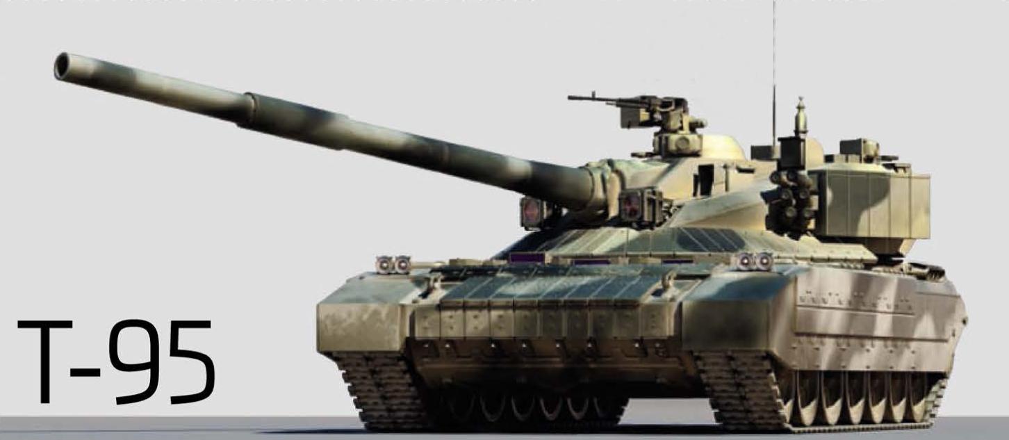 تي 95 اخر الاساطير الروسية 95-3