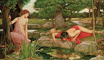 La Soberbia de Narciso y La Condena de Eco 01