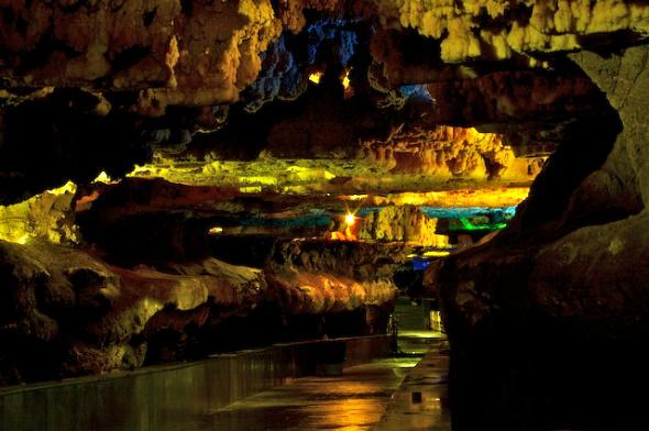 உலகின் அழகிய இயற்கை பிரதேசங்கள்! Eisriesenwelt-Cave