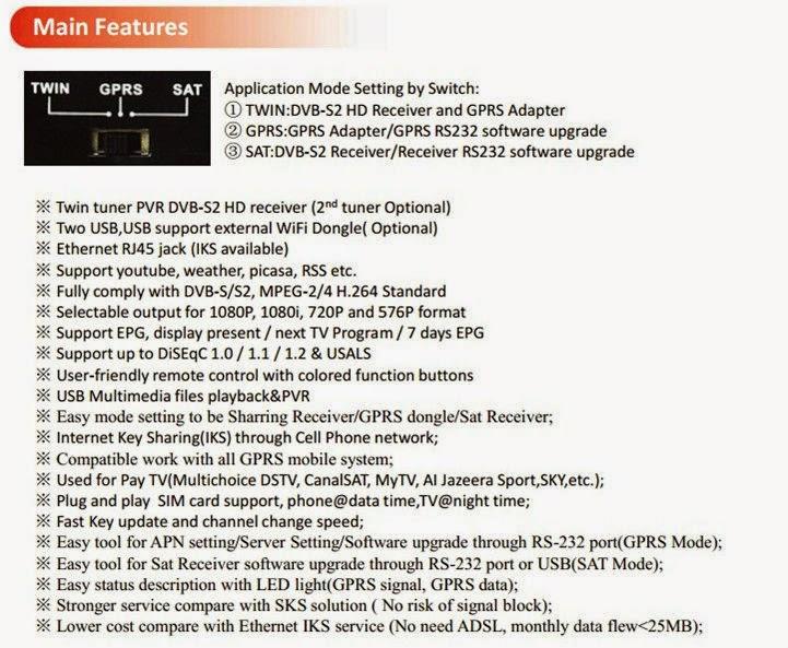 Vem ai Mais um  lançamento da  Marca Azsky. Conheça o novo Azsky G6  Iptv HD. 622099745_417