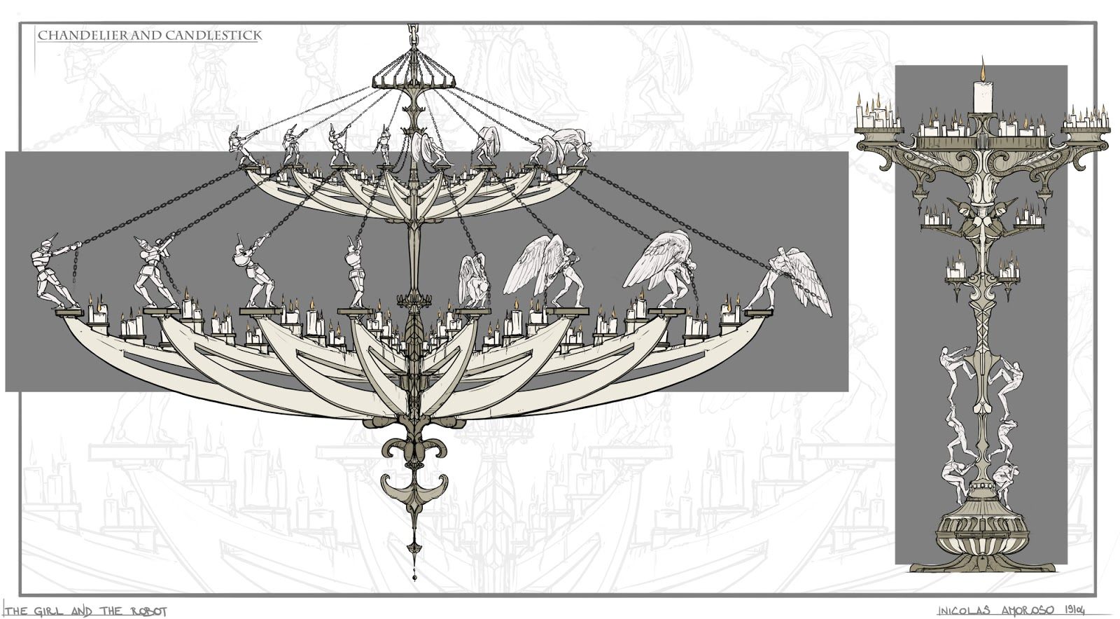 Les images de Niconoko. - Page 4 Chandelier_and_candlestick