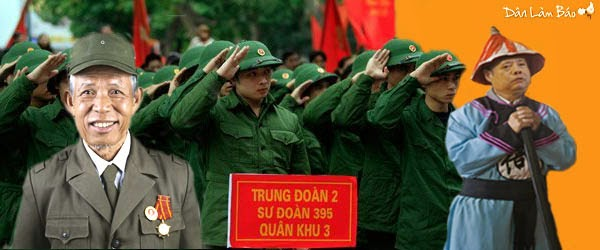 Thư Bộ đội cụ Hồ gửi anh lính Miền Nam Phungquangthanh-qdnd-danlambao