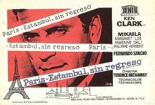 Fureur sur le Bosphore - Agente 077 dall'oriente con furore - 1966 - Sergio Grieco Paris-Estambul%252C%2Bsin%2Bregreso%2B%25282%2529