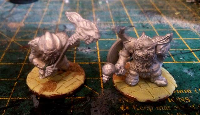Ewal Dvergar (Chaos Dwarves) WIP DSC_0042