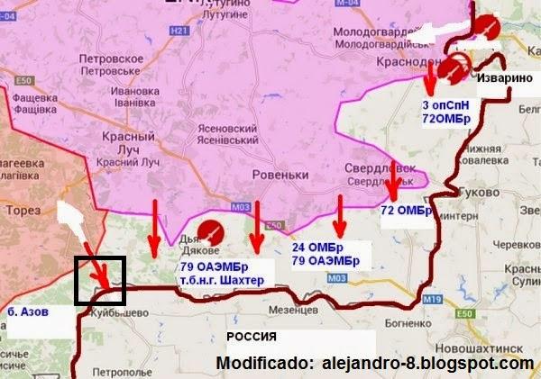 Ucrania destituye al presidente Yanukovich. Rusia anexa la Peninsula de Crimea, separatistas armados atacan en el Este. WYEO_ABvN9k