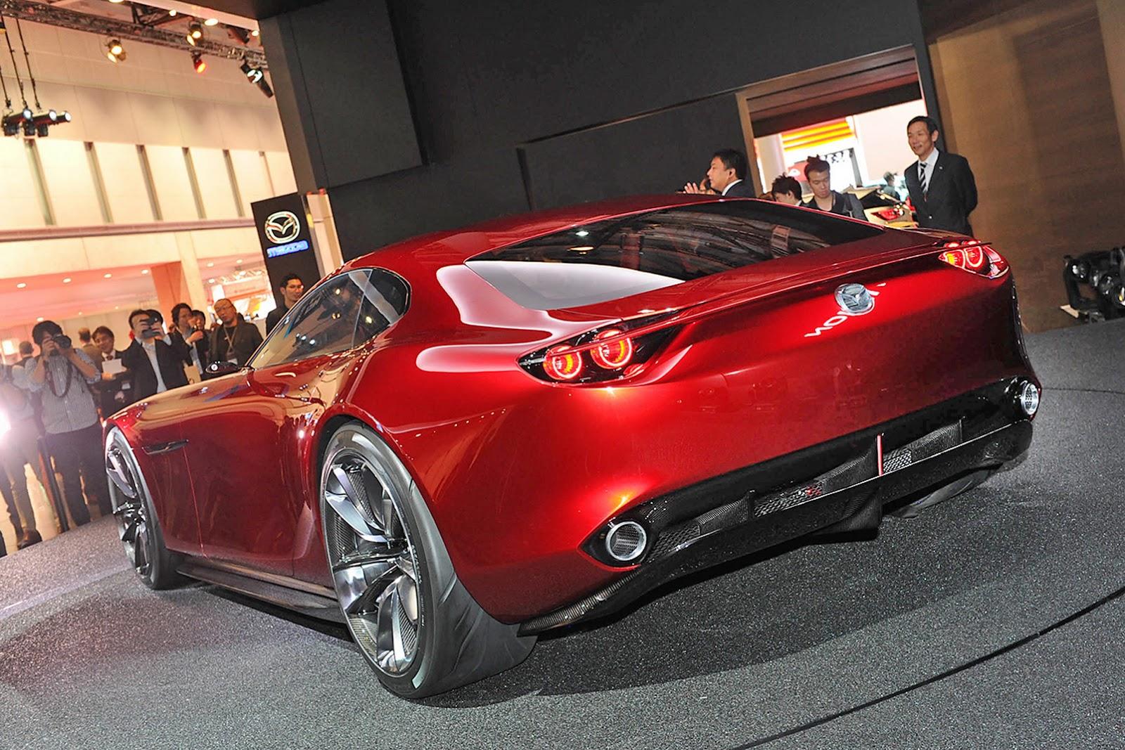 2015 - [Mazda] RX-Vision - Page 3 Mazda-RX-Vision-2