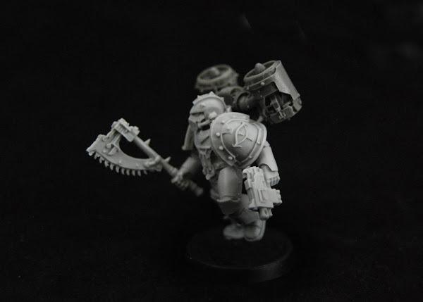 Warhammer 30k Sons of Horus  SOH_Reaver_WIP_09