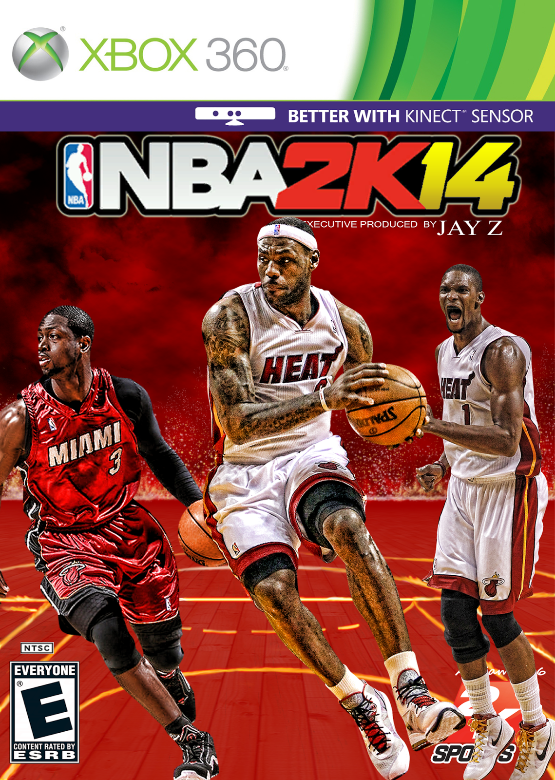 NBA 2014 - XBOX360 NBA-2K14-Game-Cover-Xbox-360