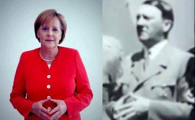 Is Angela Merkel Hitler's Daughter? Q1