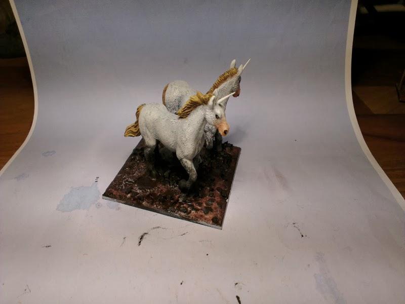 Hordes of the things unicorns WIPEinhornHP5