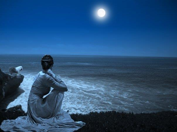 -LUNAS-MOONLIGHT - Página 17 Moon_gazing