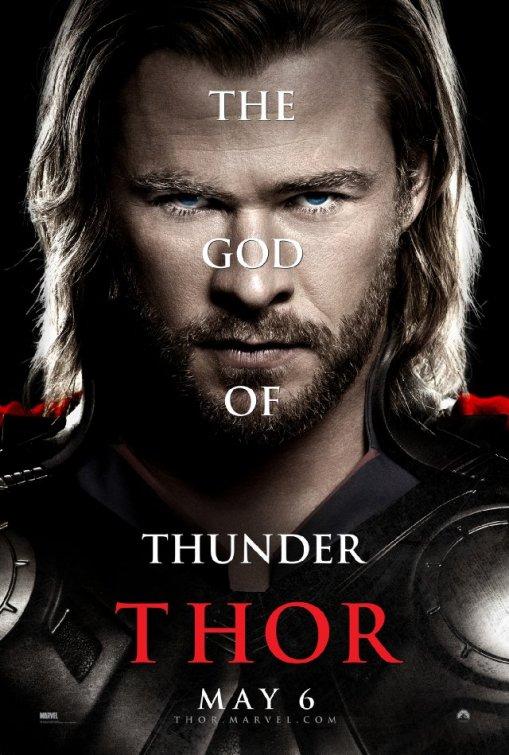 ¿Cual será la mejor película de superhéroes del 2012? Thor