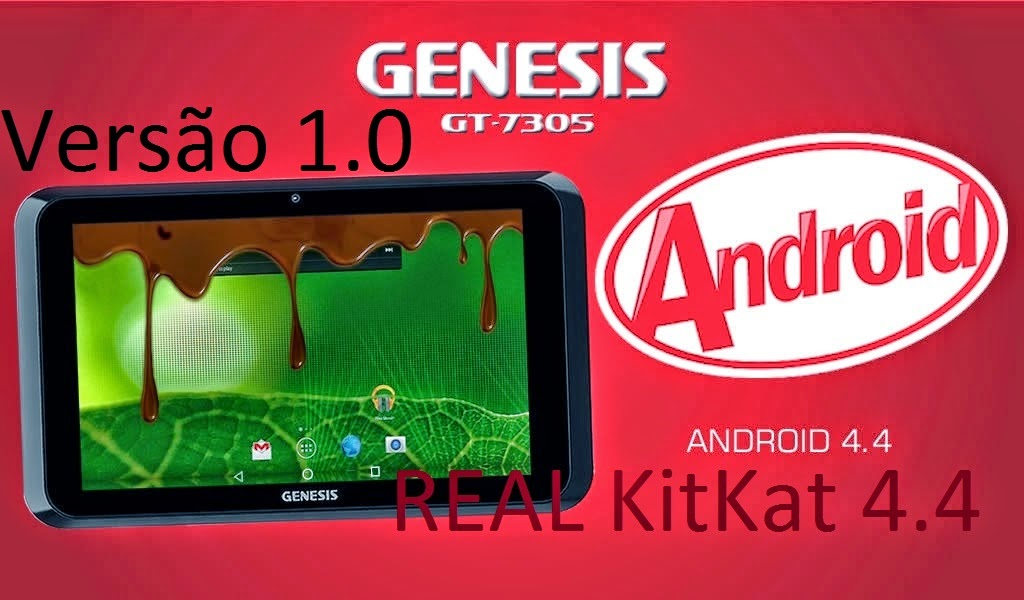 :فلاشـات: firmware Genesis GT-7305 CR_7305_1.0