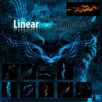 فرش فوتوشوب خطوط الاحلام الدخانية Dream Smoke Lines Arab-Design